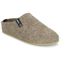 Chaussures Homme Chaussons Verbenas LARS FIELTRO PET Taupe