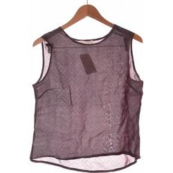 Vêtements Femme Tops / Blouses Antonelle Débardeur  38 - T2 - M Violet