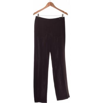 Vêtements Femme Pantalons 1.2.3 Pantalon Droit Femme  36 - T1 - S Noir