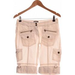 Vêtements Femme Shorts / Bermudas Esprit Short  36 - T1 - S Blanc