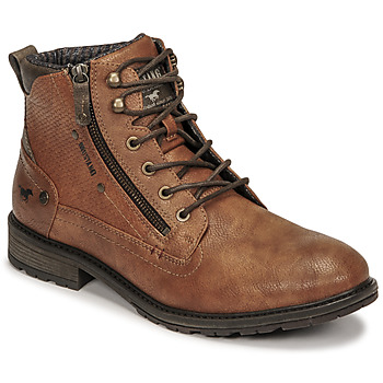 Chaussures Homme Boots Mustang 4140501 Cognac