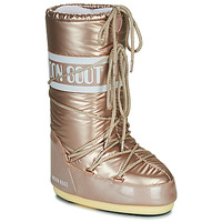 Chaussures Femme Bottes de neige Moon Boot MOON BOOT ICON PILLOW Rose