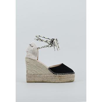 Chaussures Femme Espadrilles Macarena  Noir