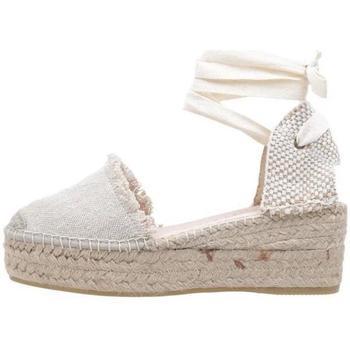 Chaussures Femme Espadrilles Macarena  Beige