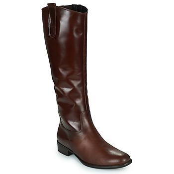 Chaussures Femme Bottes ville Gabor 7164924 Marron