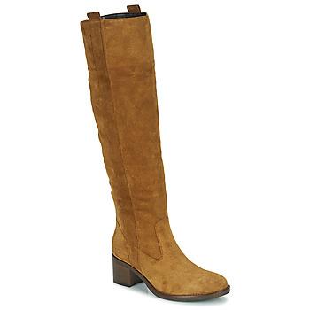 Chaussures Femme Bottes ville Gabor 7167914 Cognac