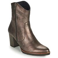 Chaussures Femme Bottines Dorking THAIS Bronze
