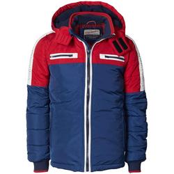 Vêtements Garçon Doudounes Petrol Industries - vêtements BLEU ROUGE