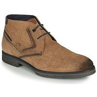 Chaussures Homme Boots Fluchos GAMMA Marron