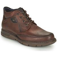 Chaussures Homme Boots Fluchos CELTIC Marron