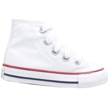 Chaussures Garçon Baskets montantes Converse  Blanc