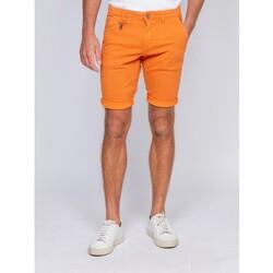 Vêtements Homme Shorts / Bermudas Ritchie Bermuda chino BODELTA Orange