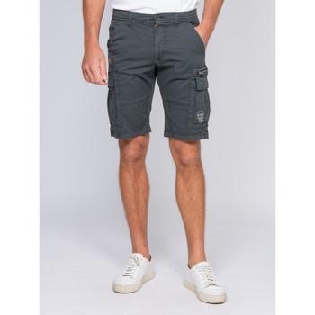 Vêtements Homme Shorts / Bermudas Ritchie Bermuda battle BECHY Gris foncé