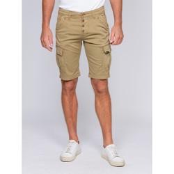 Vêtements Homme Shorts / Bermudas Ritchie Bermuda battle BEGAR Beige