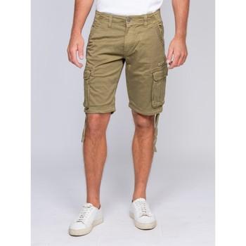 Vêtements Homme Shorts / Bermudas Ritchie Bermuda battle BONELL Kaki clair