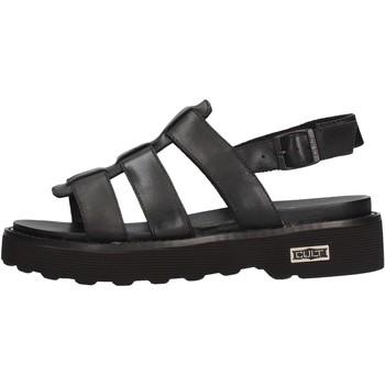 Chaussures Femme Sandales et Nu-pieds Cult - Sandalo nero CLM329500 NERO