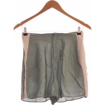 Vêtements Femme Shorts / Bermudas Zara Short  36 - T1 - S Vert