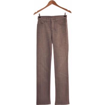 Vêtements Femme Jeans slim Escada Jean Slim Femme  34 - T0 - Xs Gris