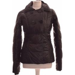Vêtements Femme Doudounes Tommy Hilfiger Manteau Femme  34 - T0 - Xs Gris