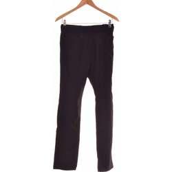 Vêtements Femme Pantalons John Galliano Pantalon Slim Femme  36 - T1 - S Noir