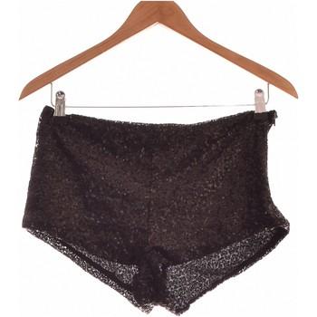 Vêtements Femme Shorts / Bermudas Asos Short  38 - T2 - M Noir