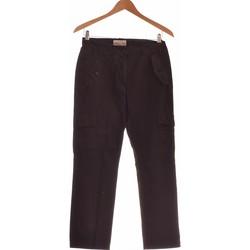 Vêtements Femme Pantalons Closed Pantalon Droit Femme  36 - T1 - S Noir
