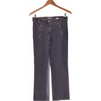 Vêtements Femme Jeans droit Closed Jean Droit Femme  36 - T1 - S Bleu