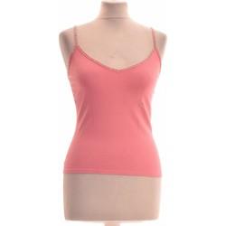Vêtements Femme Débardeurs / T-shirts sans manche Escada Débardeur  34 - T0 - Xs Rose