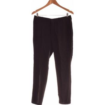 Vêtements Femme Pantalons Sonia Rykiel Pantalon Slim Femme  38 - T2 - M Noir