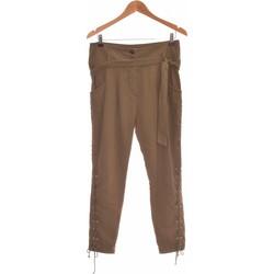 Vêtements Femme Pantalons Pinko Pantalon Slim Femme  36 - T1 - S Vert