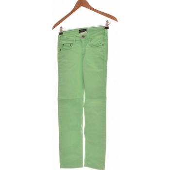 Vêtements Femme Jeans slim Cimarron Jean Slim Femme  34 - T0 - Xs Vert