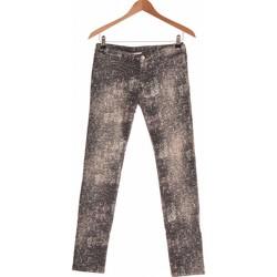 Vêtements Femme Pantalons Iro Pantalon Droit Femme  36 - T1 - S Gris