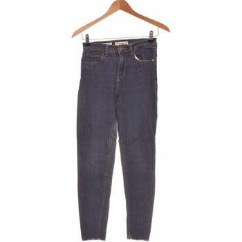 Vêtements Femme Jeans slim Cheap Monday Pantalon Slim Femme  34 - T0 - Xs Bleu