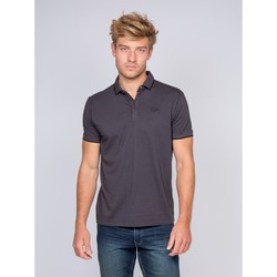 Vêtements Homme Polos manches courtes Ritchie Polo pur coton PRONE Gris