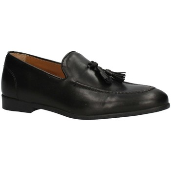 Chaussures Homme Mocassins Gino Tagli A103LNPE21 MOCASSINS POUR HOMMES Homme ANIL NOIR ANIL NOIR