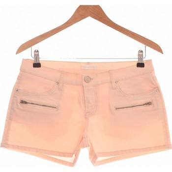 Vêtements Femme Shorts / Bermudas Promod Short  40 - T3 - L Rose