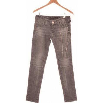 Vêtements Femme Jeans slim Miss Sixty Jean Slim Femme  34 - T0 - Xs Gris