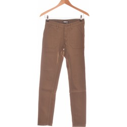 Vêtements Femme Jeans slim Bizzbee Jean Slim Femme  34 - T0 - Xs Vert