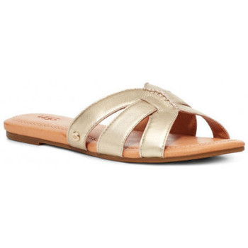 Chaussures Femme Mules UGG Sandale  TEAGUE Or