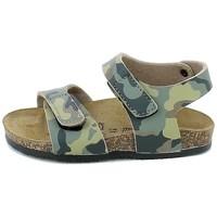 Chaussures Garçon Nouveautés de ce mois Gold Star 8845STM.26_27 Vert