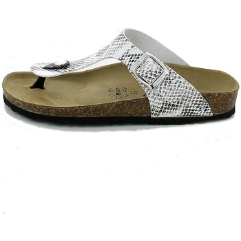 Chaussures Femme Tongs Gold Star 1830ML.08_38 Blanc