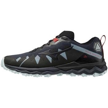 Chaussures Homme Running / trail Mizuno Wave Daichi 6 Bleu