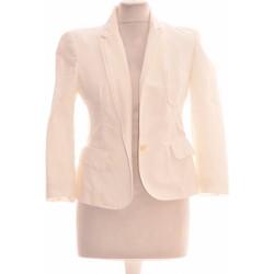 Vêtements Femme Vestes / Blazers Balmain Blazer  36 - T1 - S Blanc