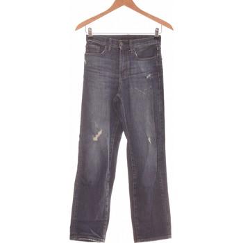 Jeans Jean Droit 34 - T0 - Xs - Uniqlo - Modalova