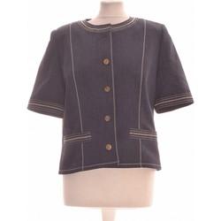 Vêtements Femme Vestes / Blazers Weill Blazer  40 - T3 - L Bleu