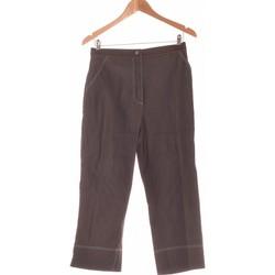 Vêtements Femme Pantalons Weill Pantalon Droit Femme  40 - T3 - L Noir