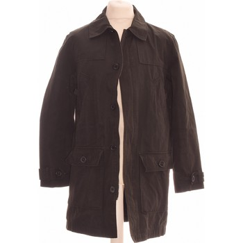 Vêtements Homme Manteaux Brice Manteau Homme  40 - T3 - L Noir