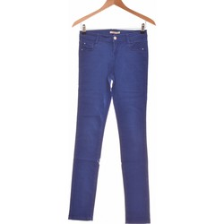 Vêtements Femme Jeans slim Camaieu Jean Slim Femme  34 - T0 - Xs Bleu