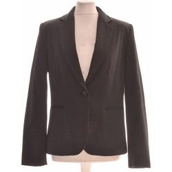 Vêtements Femme Vestes / Blazers Zara Blazer  38 - T2 - M Noir