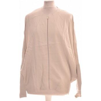 Vêtements Femme Gilets / Cardigans Cos Gilet Femme  36 - T1 - S Gris